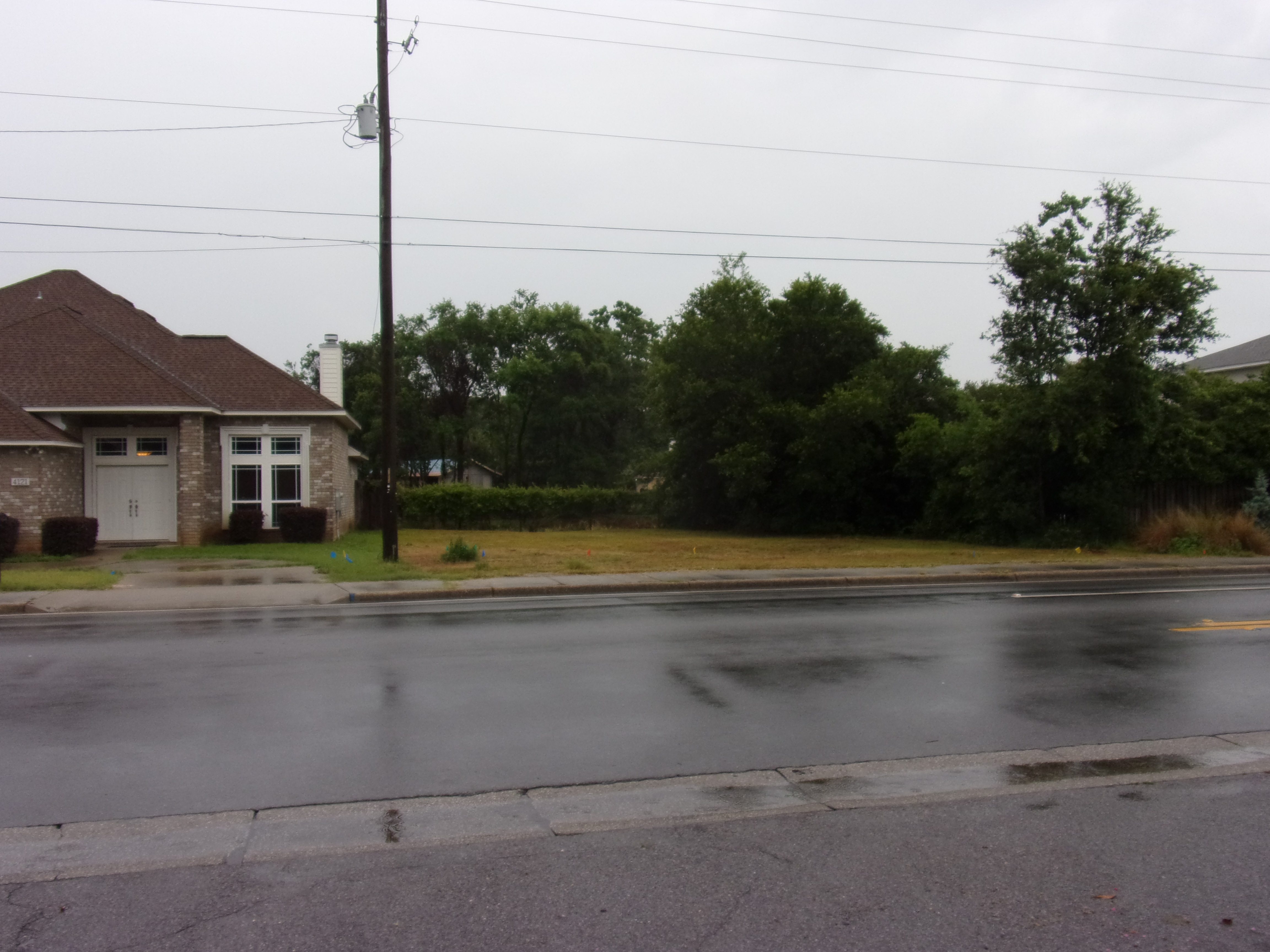 Residential lot in NE Pensacola 58 x 76